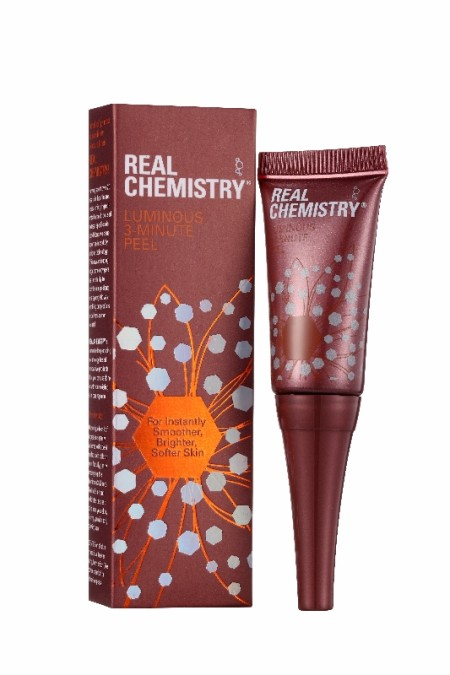 Real Chemistry® Luminous 3 Minute Peel – trial size 5ml